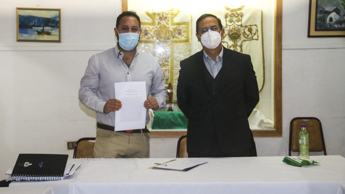 Municipio de Putaendo renueva por 50 años comodato a la Corporación Cultural de Putaendo