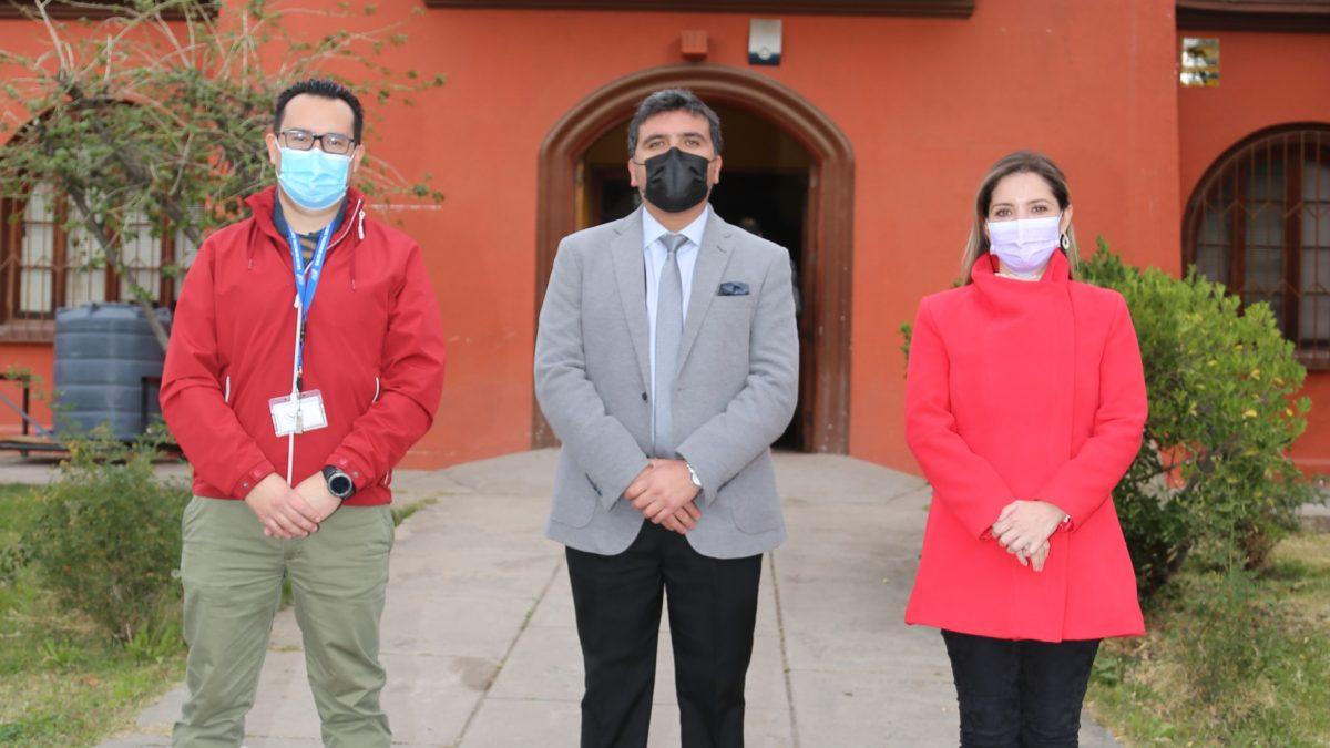 A partir de esta semana vacunatorio móvil recorrerá la comuna de San Esteban para apoyar a los vecinos de sectores más alejados