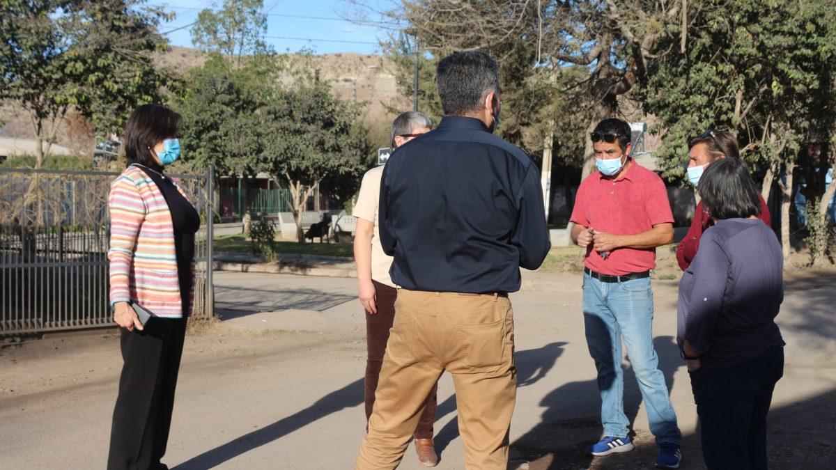 San Felipe: Dentro de la primera quincena de agosto se retomarían las obras de alcantarillado en La Troya