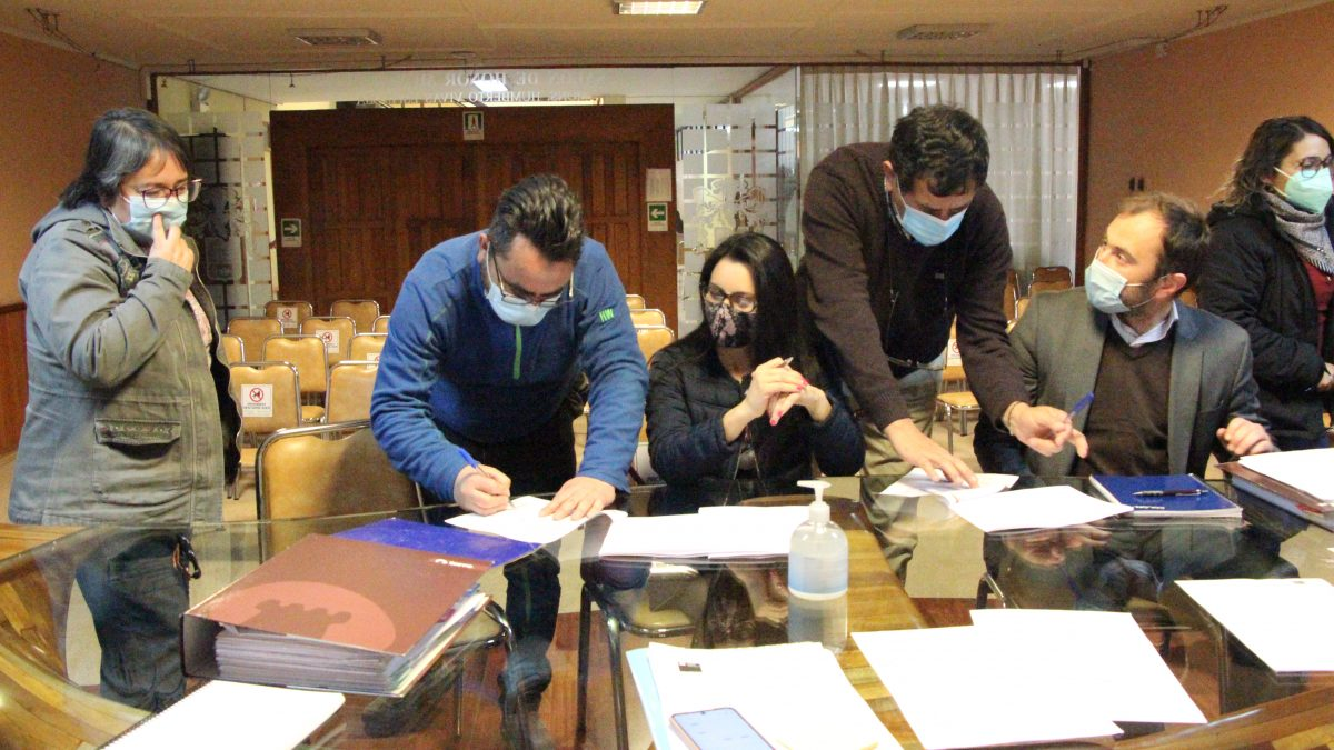 Este lunes se reinician obras de Alcantarillado en La Troya en la comuna de San Felipe