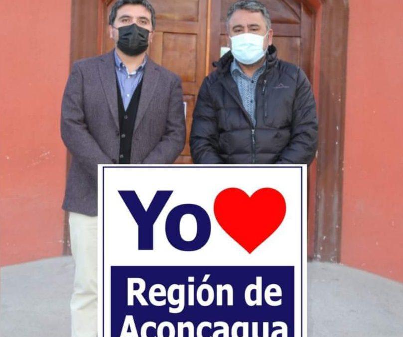 Alcalde de San Esteban valoró anuncio sobre adjudicación de Estudio de factibilidad de la anhelada región de Aconcagua