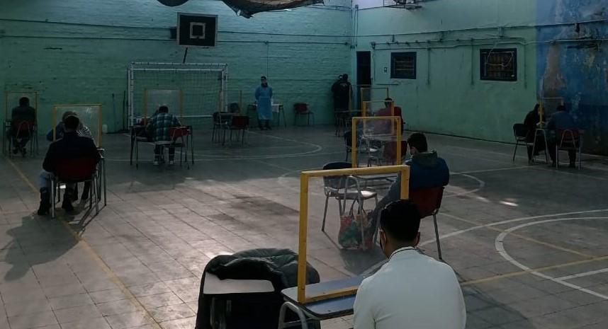 Reanudan visitas en cárceles de Los Andes y San Felipe