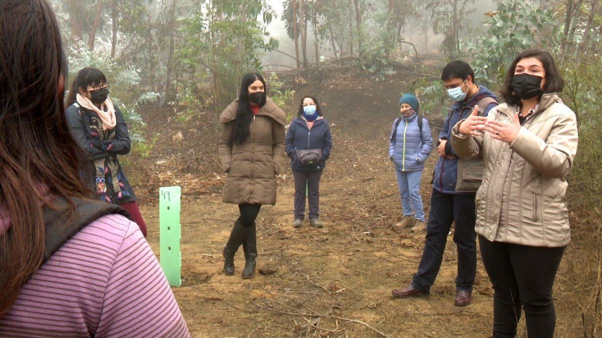 Villa Alemana: Alcaldesa Toledo se reúne con organizaciones ambientales y deportivas para definir espacios de uso público dentro del parque la reserva