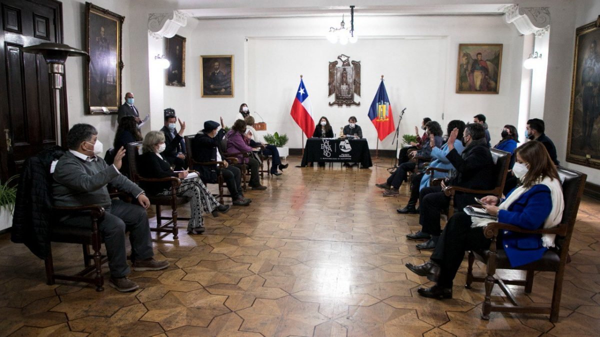 Alcalde Sharp y Concejo Municipal de Valparaíso juraron en sesión solemne de instalación para el periodo 2021-2024