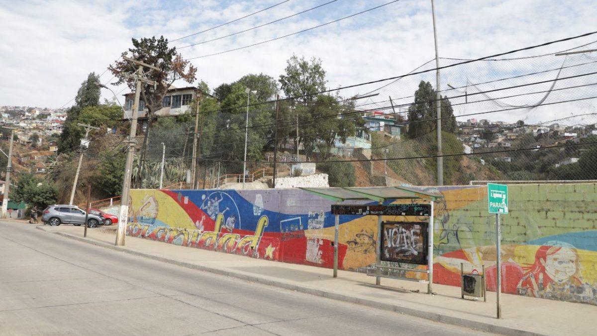 Siete auditorios municipales de Valparaíso contarán con cámaras de televigilancia