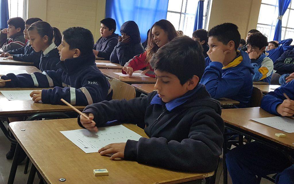 Abierto el proceso de admisión escolar en establecimientos municipales de Los Andes