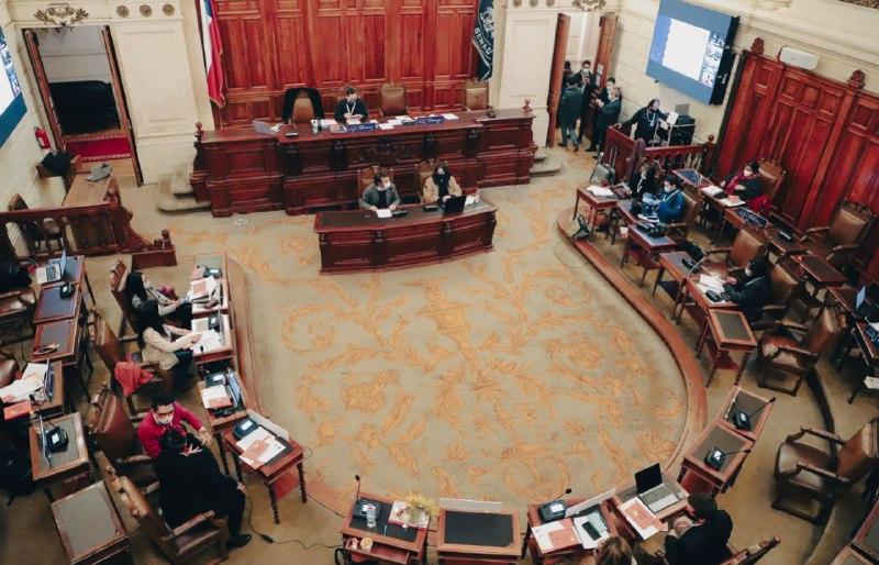 Municipio porteño organizará el primer cabildo municipal constituyentes tras exponer en la Convención Constitucional