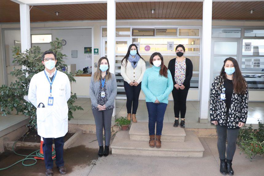 Comienzan atenciones del nuevo servicio para pacientes con demencia en el Hospital San Camilo