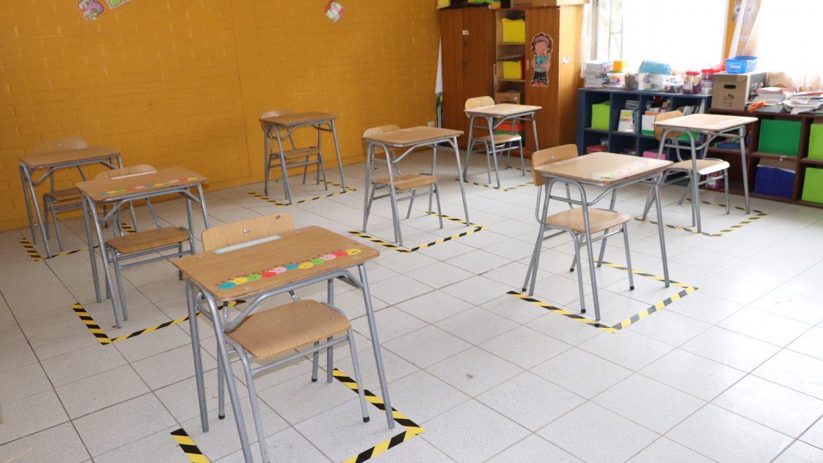 Con tres escuelas Panquehue retoma este lunes las clases presenciales de manera voluntaria