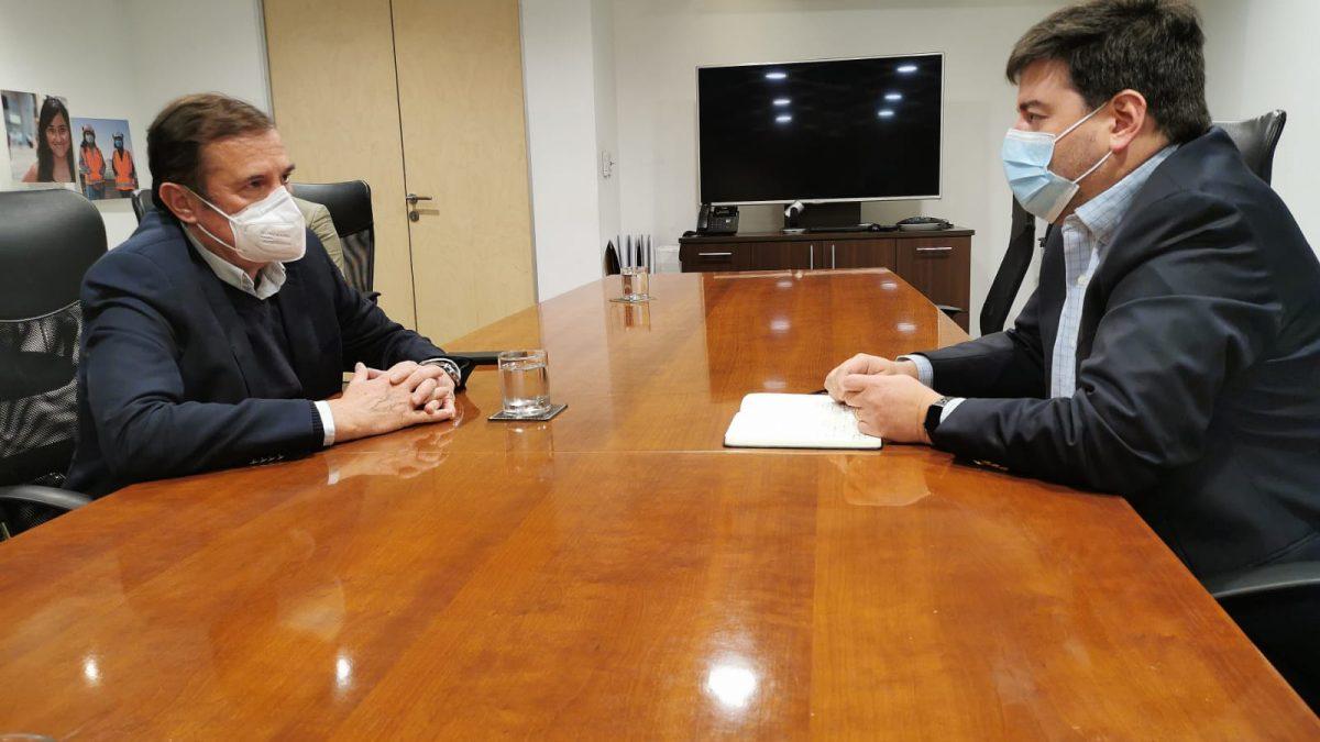 Diputado Pardo pidió al Ministerio de Energía otra alternativa a Ventanas 1 ante amenaza de racionamiento energético