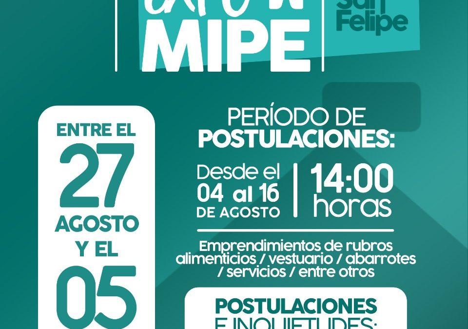 ExpoMipe extendió su plazo de postulación hasta el 16 de agosto