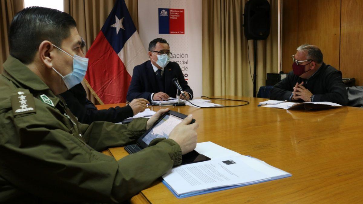 Autoridades regionales conformaron la primera reunión del Comité Regional para la Gestión del Riesgo de Desastres