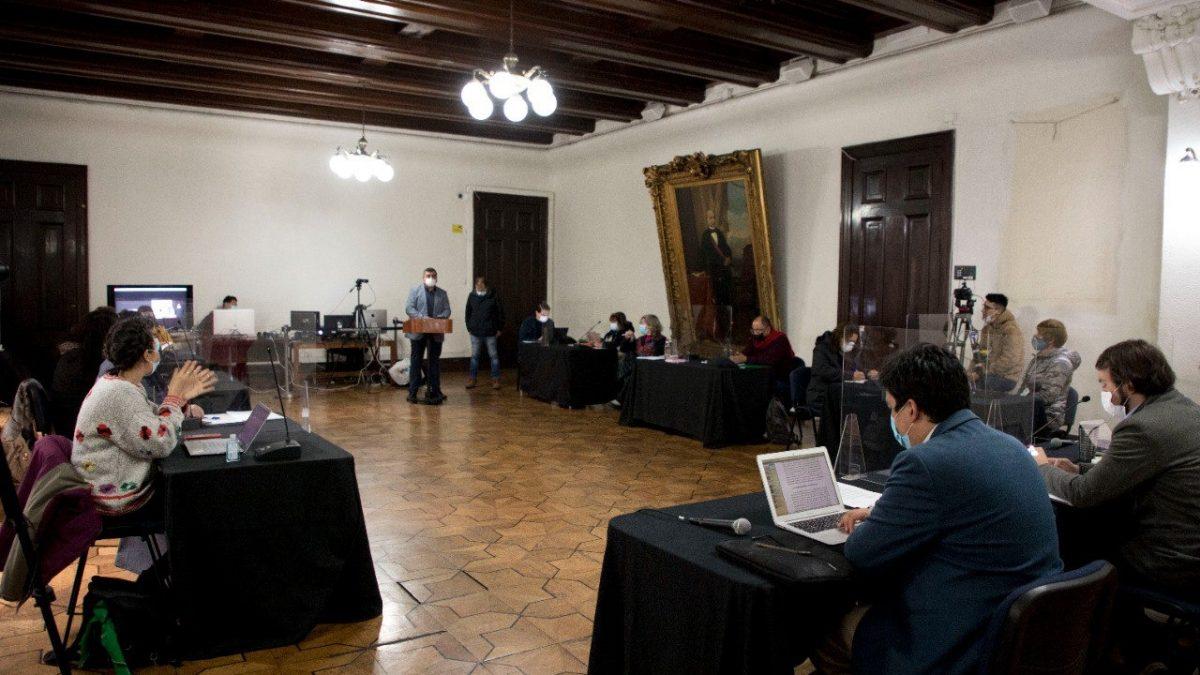 Concejo Municipal entrega apoyo unánime a la Red de Salud Popular de Valparaíso