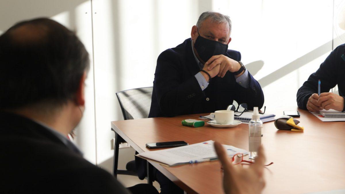Actores claves para la constitución del Comité Regional de Ciencia, Tecnología e Innovación se dieron cita en el Gobierno Regional de Valparaíso
