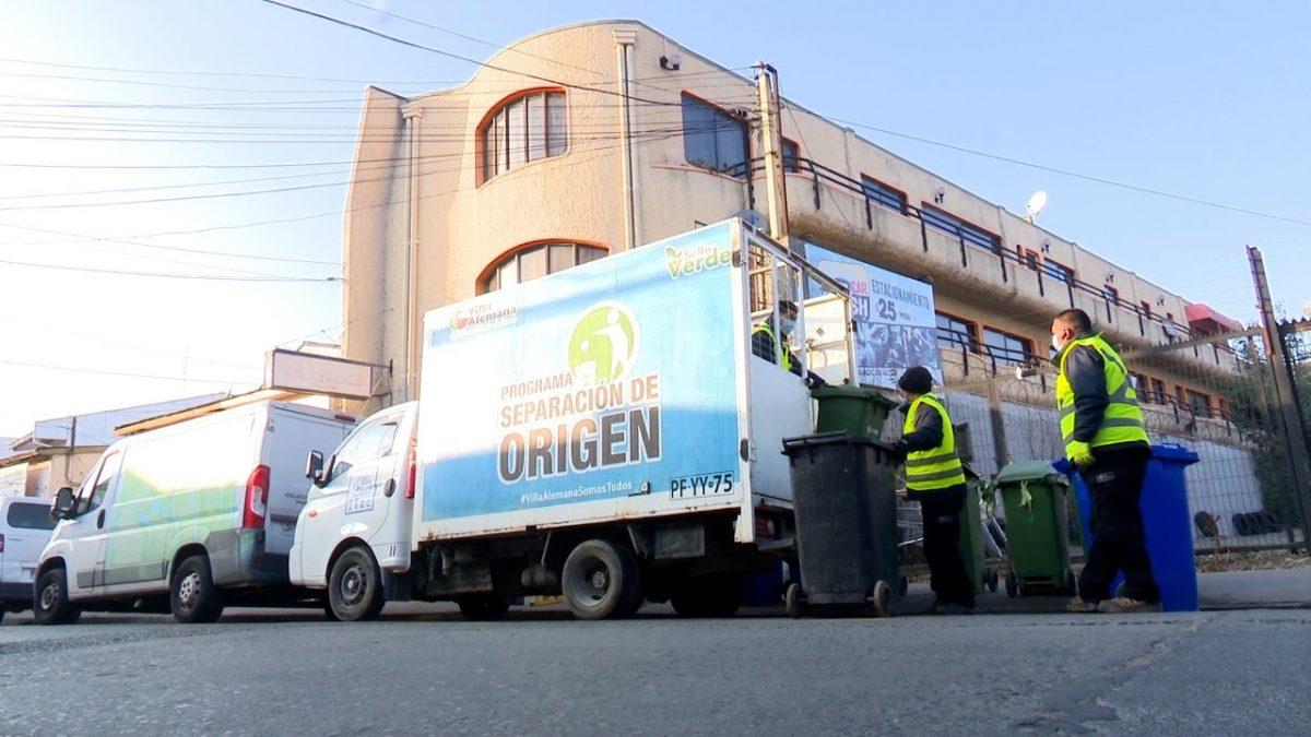 Mediante visitas guiadas municipio dará a conocer proceso de compostaje que se realiza en Villa Alemana