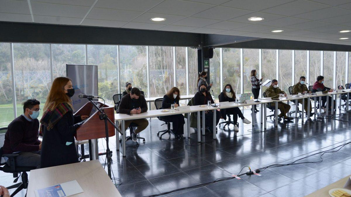 SEGURIDAD PÚBLICA: MUNICIPIO DE CUIDADOS DE VIÑA DEL MAR DEFINE PRIORIDADES PARA NUEVO PLAN COMUNAL