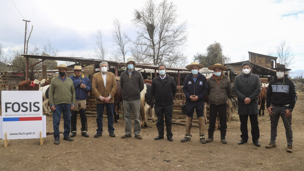 Agrupación de Arrieros de Putaendo recibe importantes recursos para potenciar la labor turística y el patrimonio ambiental de su comuna