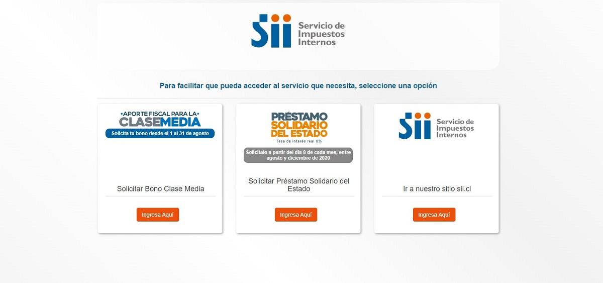 SII abre nuevo proceso para acceder a Préstamo Solidario de hasta $650 mil a tasa cero