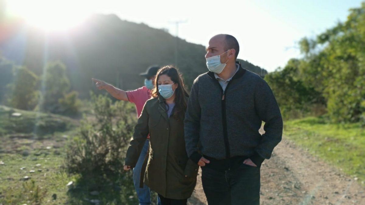 """Hay una grave afectación a un derecho humano"". diputado Andrés Longton ofició a DGA por extracción indiscriminada de agua en Puchuncaví"