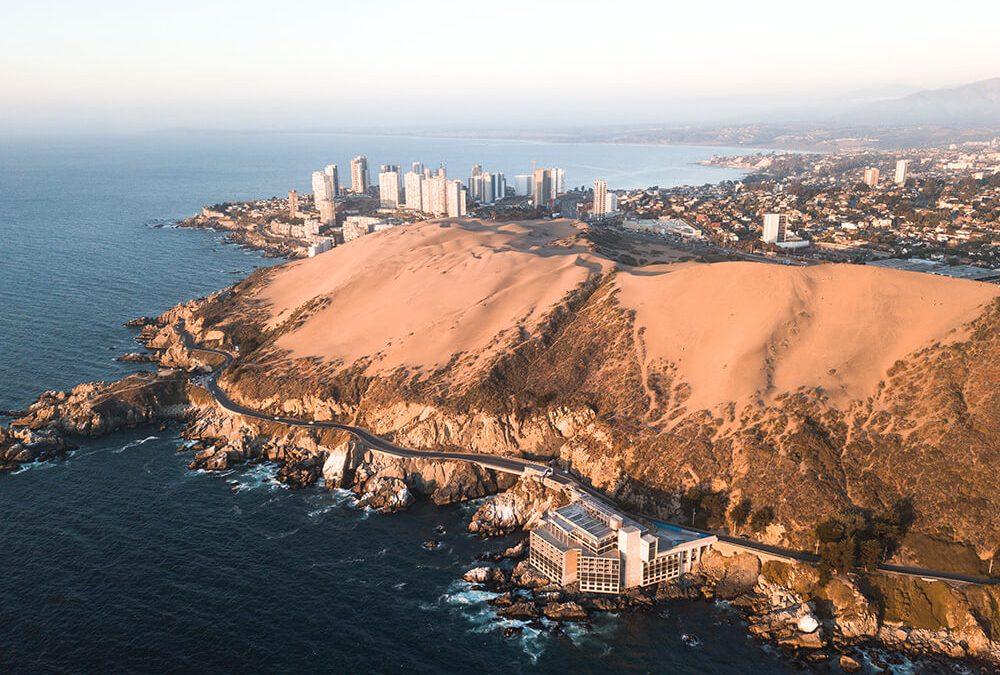 Candidato a Diputado Tarek Giacaman propone el cierre total del Santuario de la Naturaleza en el campo dunar de Concón